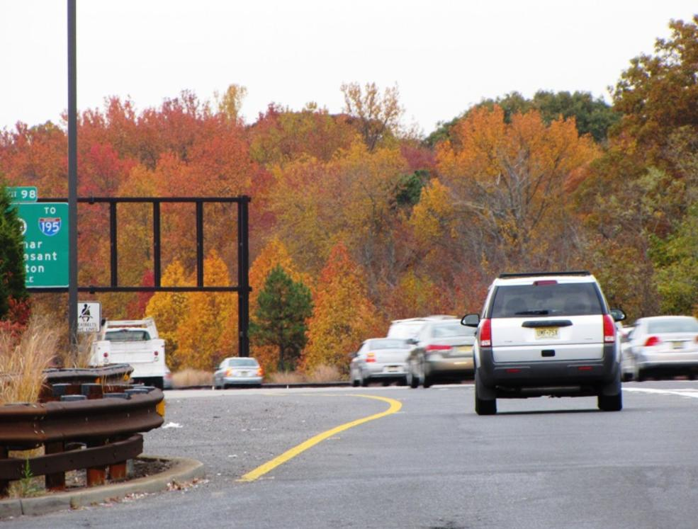 More On Autumn Foliage In Garden State