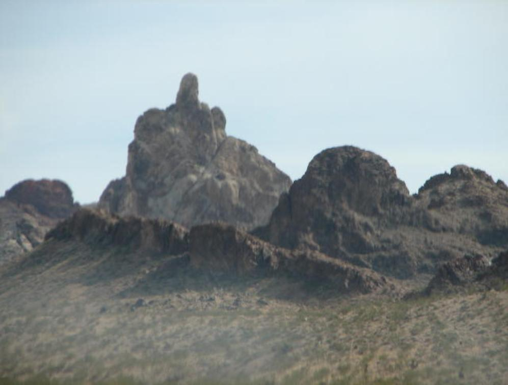 City Of Colorado Springs >> Scenic Highway 68 in Nevada and Arizona